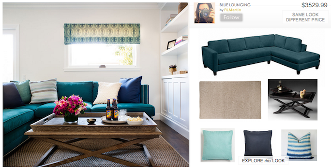 nousDECOR interior design site | Cool Mom Tech
