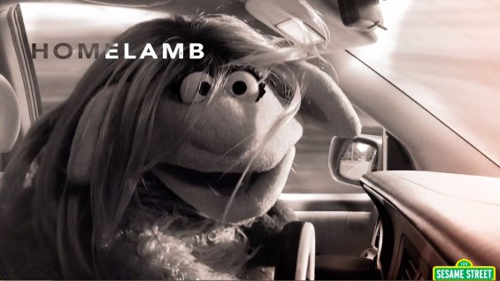 Best Sesame Street Movie Spoofs: Homelamb | Cool Mom Tech