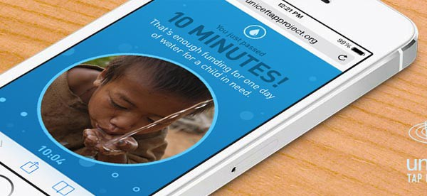Unicef Tap Project app   Cool Mom Tech