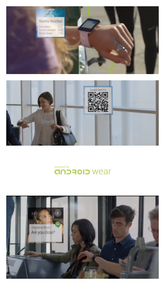 Android Wear Google Watch | Cool Mom Tech