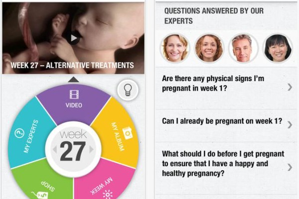 Pregnancy apps: Totally Pregnant for iPhone, Android | Cool Mom Tech