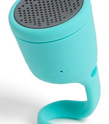 Bluetooth shower speaker | cool mom tech
