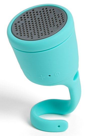 Bluetooth shower speaker | cool mom tech