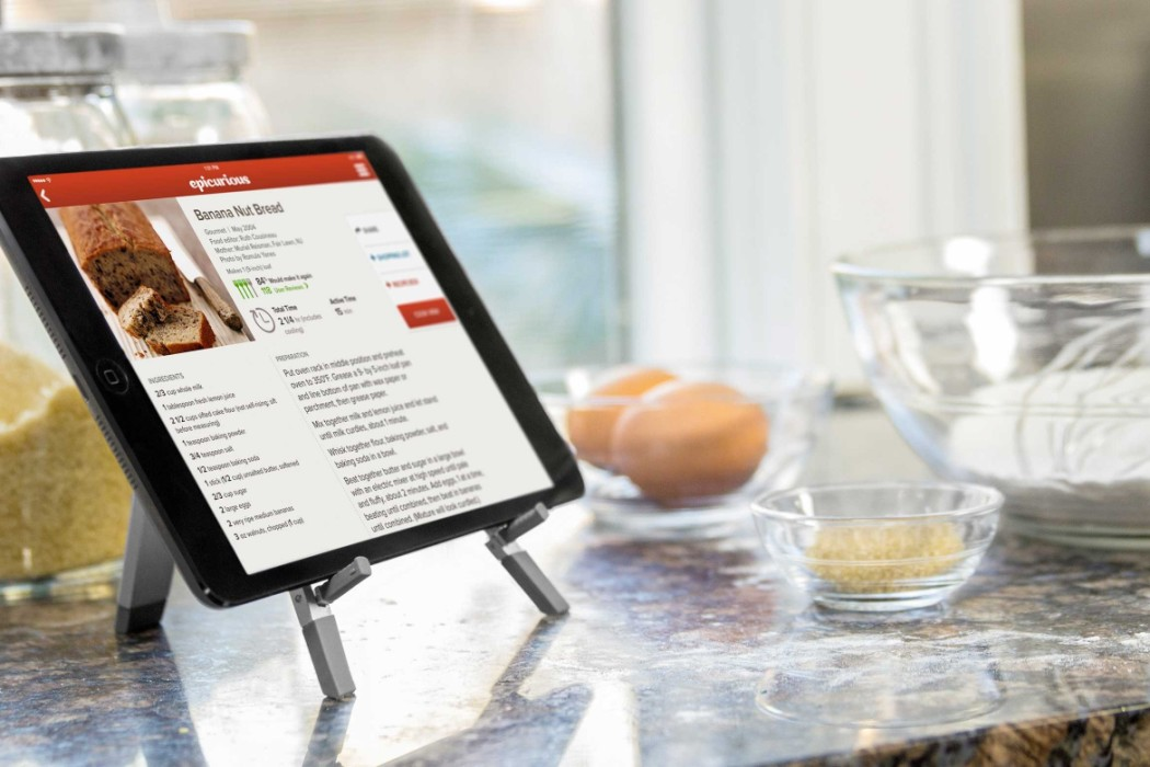 iPad Stand - Compass 2 by TwelveSouth | Cool Mom Tech