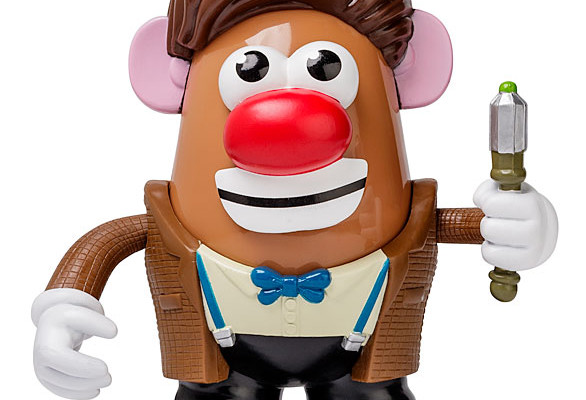 Doctor Who Mr Potato Head - Think Geek | Cool Mom Tech
