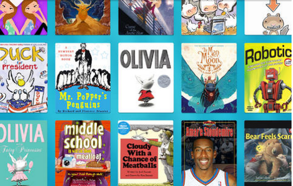 Epic eBook service for kids   Cool Mom Tech