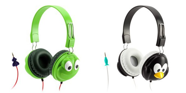 Griffin KaZoo headphones for kids | Cool Mom Tech