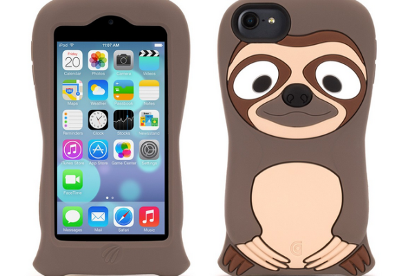 Griffin Sloth iPod Kazoo Case   Cool Mom Tech