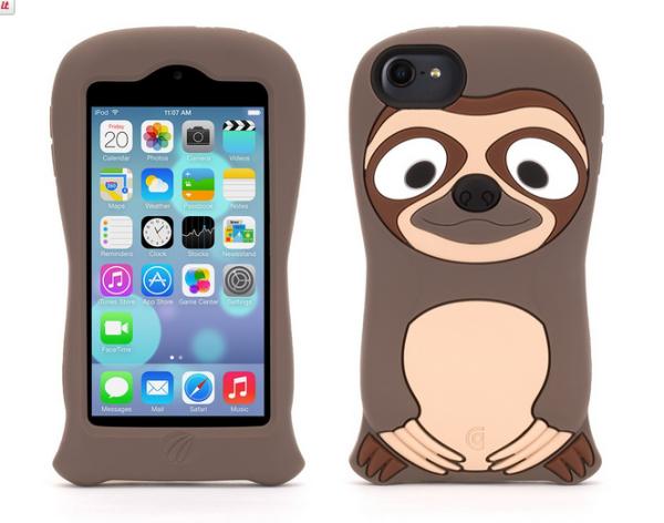 Griffin Sloth iPod Kazoo Case | Cool Mom Tech