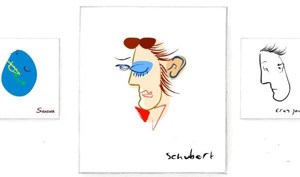 Picassohead - art website for kids | Cool Mom Tech