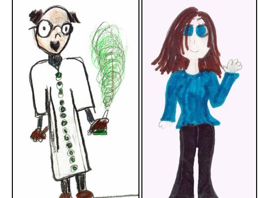 What does a scientist look like? - Fermilab ed | Cool Mom Tech