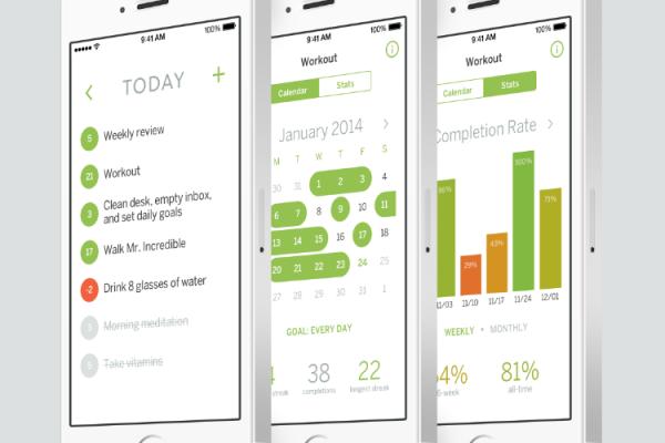 Forming new habits: Habit List app | Cool Mom Tech
