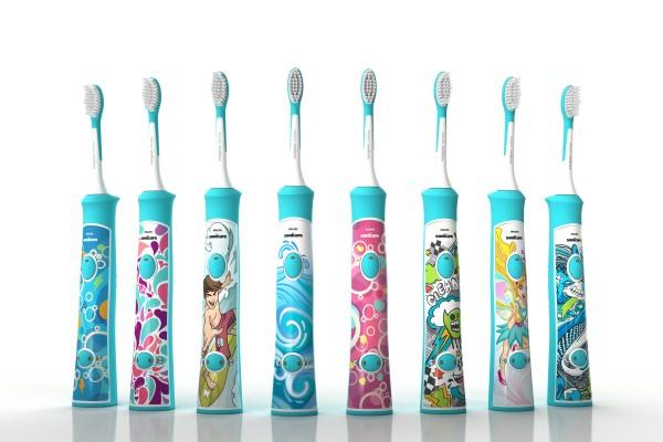 Phillips Sonicare for Kids Toothbrush | Cool Mom Picks