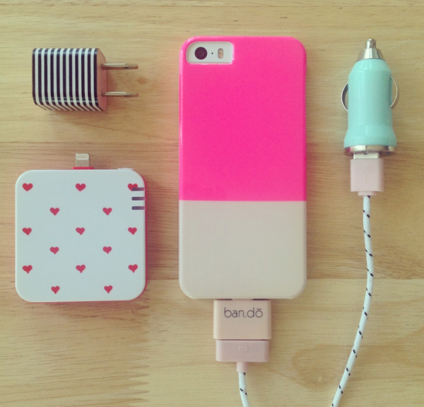 Ban.do power charging kit | Cool Mom Tech