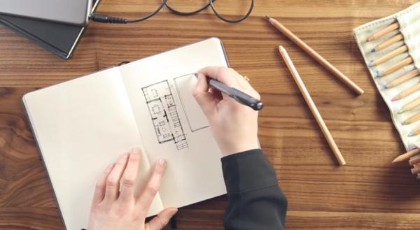 Mod Notebooks digitize handwriting | Cool Mom Tech