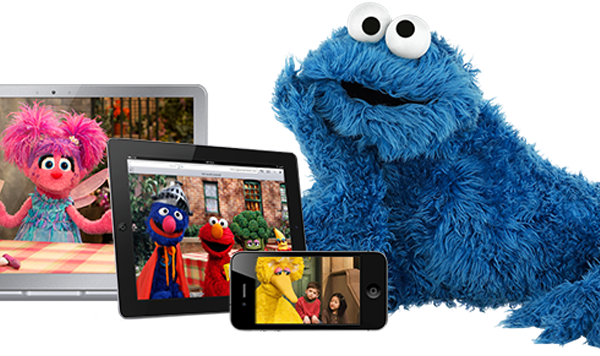Sesame GO video on demand | Cool Mom Tech