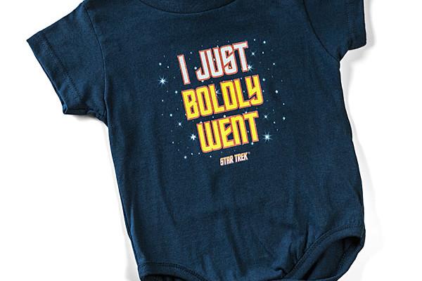 Star Trek onesie | Cool Mom Tech