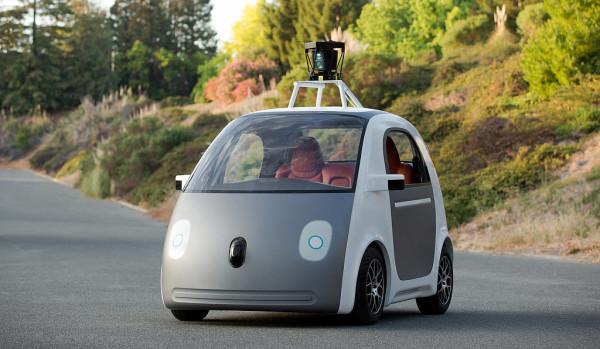 Google driverless car | Cool Mom Tech