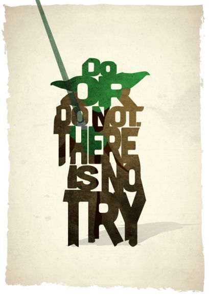 Star-Wars-Yoda-Typographic-Poster-by-Peter-Ware