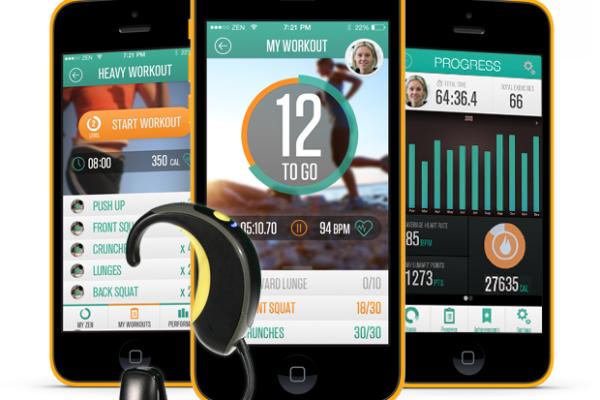 Lumafit Fitness Tracker | Cool Mom Tech