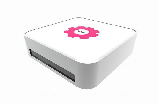 The Mink 3D makeup printer concept for cosmetics junkies