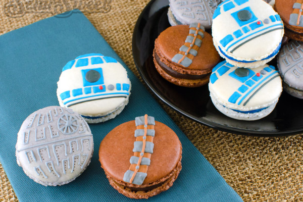 Star Wars macarons recipes | Cool Mom Tech