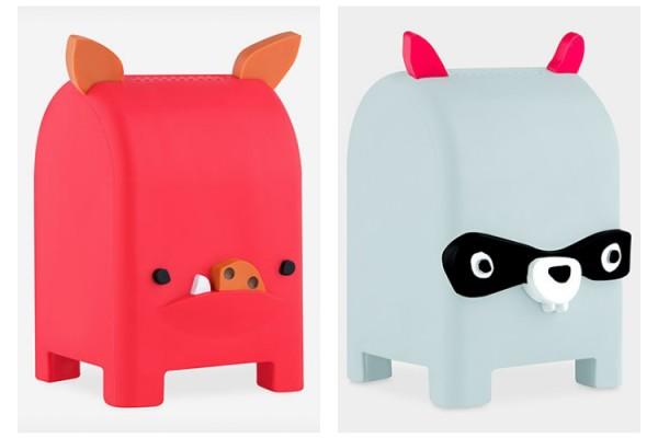 Toymail Mailmen on Kickstarter at MoMA | Cool Mom Tech