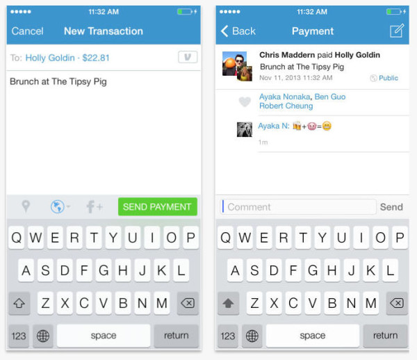 Venmo app: Make and Share Payments | Dads Dig This on Cool Mom Tech