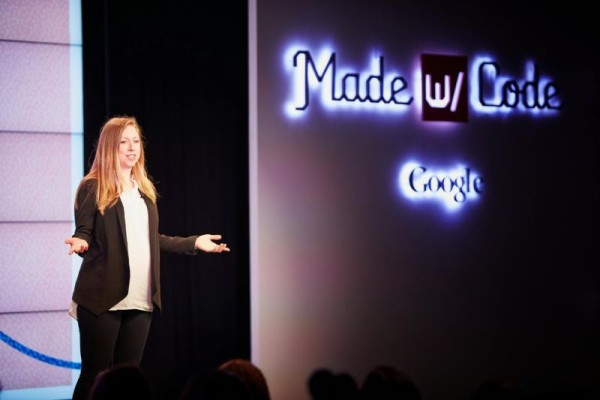 Chelsea-Clinton-kicks-off-Google-madewithcode-launch