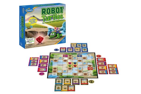 Robot Turtles game for kids | Cool Mom Tech