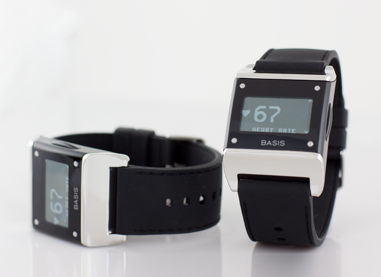 Best fitness gifts for dad: Basis fitness tracker on Cool Mom Tech