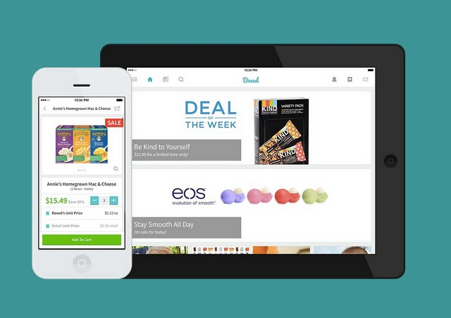 Sustainable living ideas: Boxed app money-saving app makes coupon cutting virtual