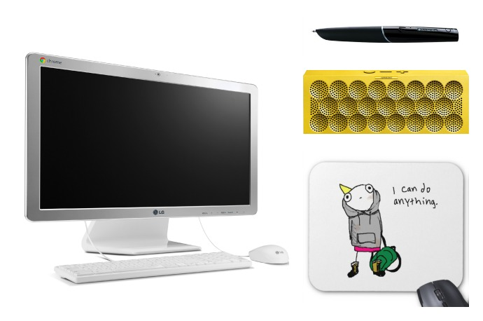 Cool tech gift ideas for college students on Cool Mom Tech