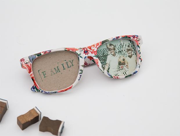 DIY Sunglasses Frame tutorial on Photojojo | Cool Mom Tech