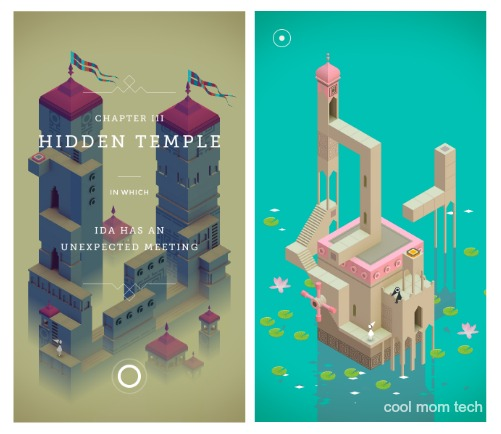 Monument Valley: Stunning puzzle app | Cool Mom Tech