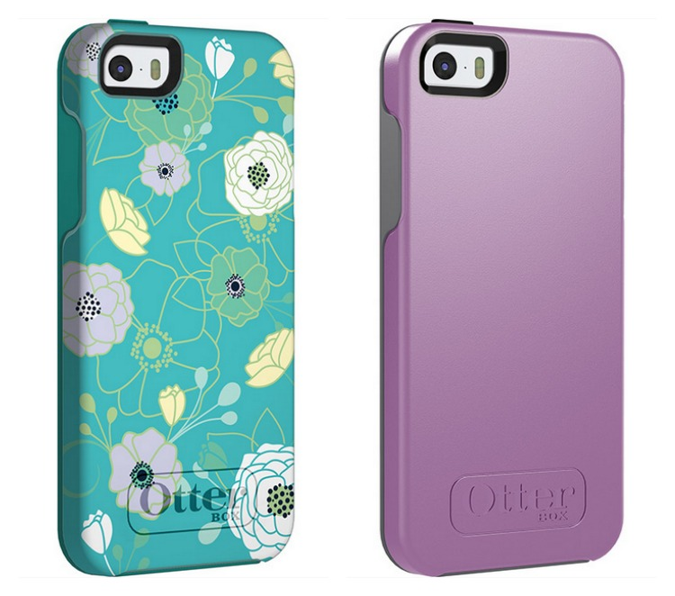 The new Otterbox cases make protection pretty. Yes, Otterbox.