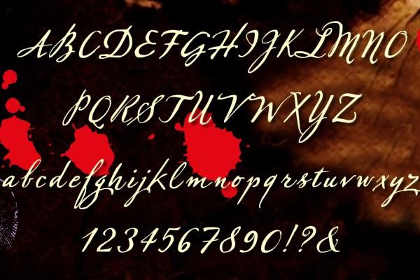 Sherlock Script font by Weischer Design | Cool Mom Tech