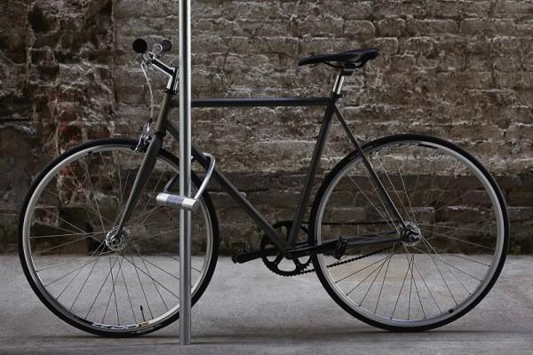 Skylock solar powered bike lock | Cool Mom Tech