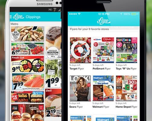 Flipp app consolidates retail flyers to help you save big