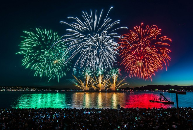 Fireworks by colink on Flickr