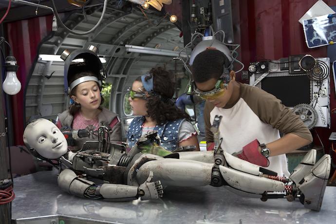 Amazon's new original kids' series Annedroids gets kids loving STEM