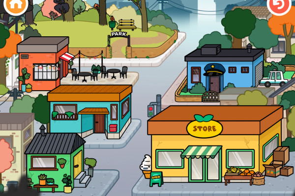 Toca Town review on Cool Mom Tech