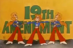 Schoolhouse Rock's Sufferin' Till Suffrage: Kids' music download of the week