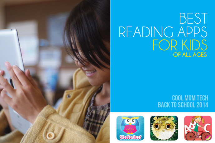 Best reading apps for kids: Back to school Tech Guide 2014