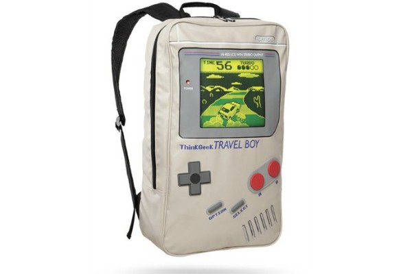 Retro Gamer Backpack