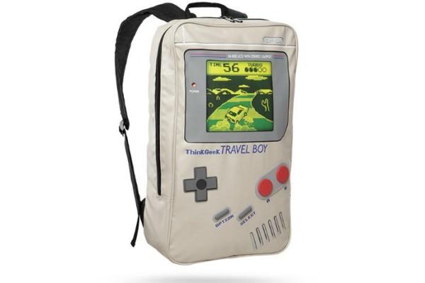 Retro Gamer Backpack
