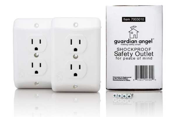 Guardian Angel Outlet review on Cool Mom Tech