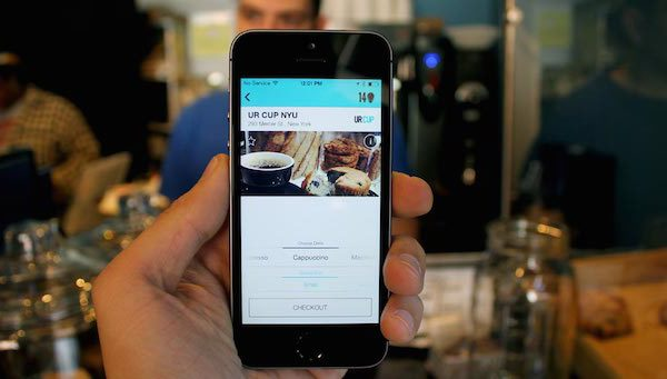 CUPS app gets coffee ready and paid for at indie coffee shops around NYC