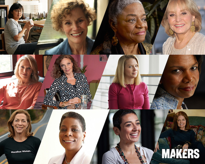 MAKERS.com: Celebrating women through the ages on a site for the digital age