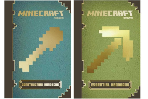 Minecraft books for kids: Official Mojang Minecraft Handbooks | Cool Mom Tech